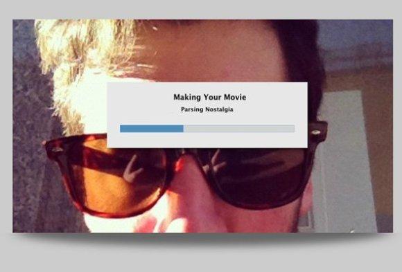 Procesando fotos en Timeline Movie Maker