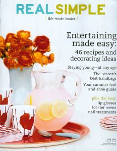 Pinterest Real Simple Magazine