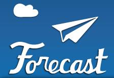 Logo de Forecast