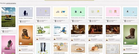 Glosario 2.0 | Pinterest, qué es y como funciona. tablones-boards