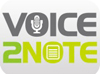 Voice2Note