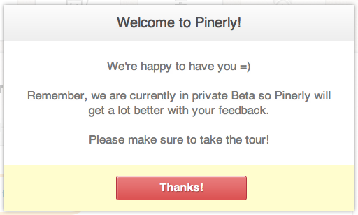 Bienvenido a Pinerly