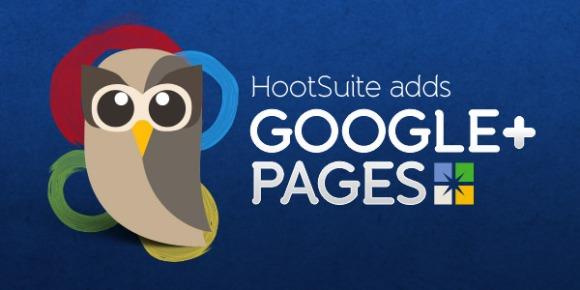 hootsuite ya funciona con google+