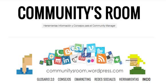 Nueva web Community's Room