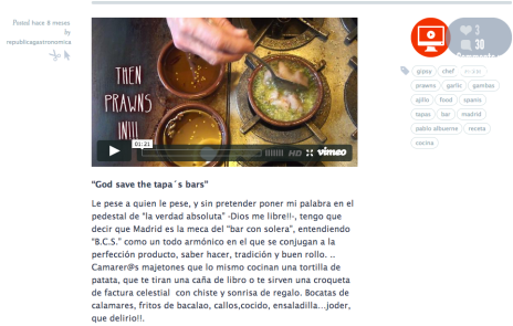 Tumblr de Republica Gastronomica